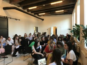 SEO workshop Modejournalistiek april 2018